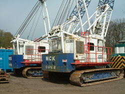 NCK Andes C41B Manuf. 1975